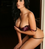 busty playboy model kaya danielle bra and panties 07